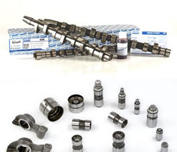 Cams, Hydraulic Lifters, Rocker Arms, Tappets & Buckets