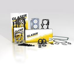 gaskets, seals & bolts
