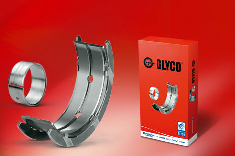 Glyco Aluminium Lead Free Bearings