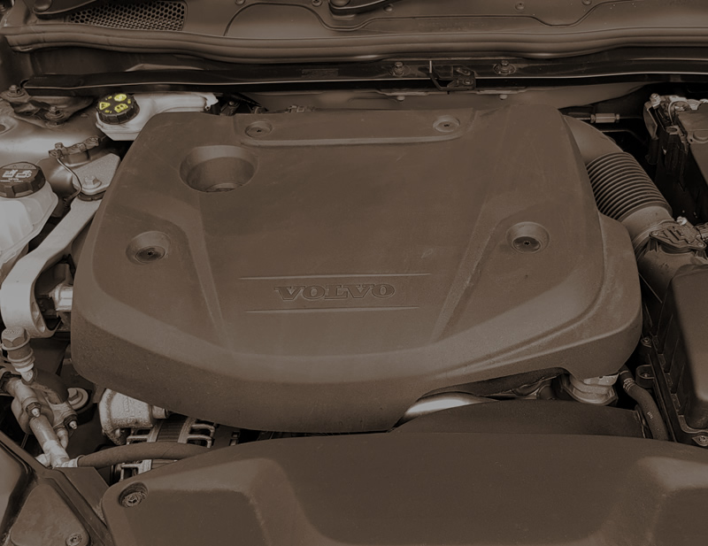 volvo 2.0 VEA Engine